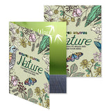 Inspired Coloring (Nature) Coloring Books  Imprinted with Logo (Q731311)