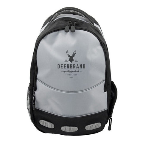 600D Polyester Backpacks (Q11355)