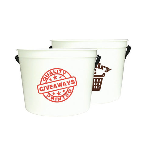 64 oz. Glow in the Dark Pail with Handle (Q119511)