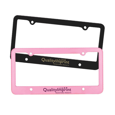 4 Holes License Plate Frame (Q134611)