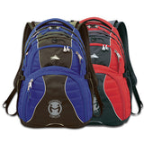 Imprinted High Sierra® Swerve Compu-Backpack (Q135865) -  - 1