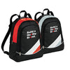 Logoed Thunderbolt Backpack (Q165565) -  - 1
