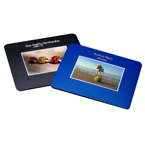 Custom Photo Frame Mouse Pad (Q16942) -  - 1