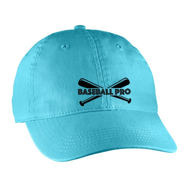 Comfort Colors Direct Dyed Canvas Baseball Caps (Q178911)