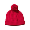 Logoed Big Accessories Knit Pom Beanie (Q1965) -  - 3