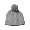 Logoed Big Accessories Knit Pom Beanie (Q1965) -  - 4