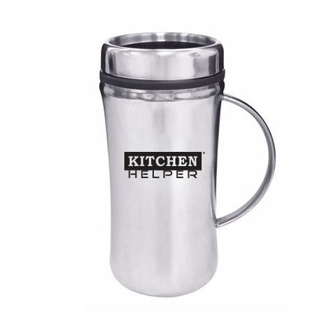 Logoed Dunhill Stainless Steel Mug (14 oz) (Q222275) -  - 1