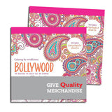 Bollywood Coloring Book  Imprinted with Logo (Q231311)