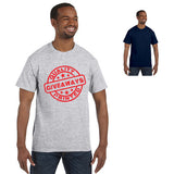 Imprinted Fruit of the Loom 5.6 oz.  50/50 Best™ T-Shirt (Q23437) -  - 1
