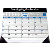Full Size Desk Planner  with Logo (Q235245)