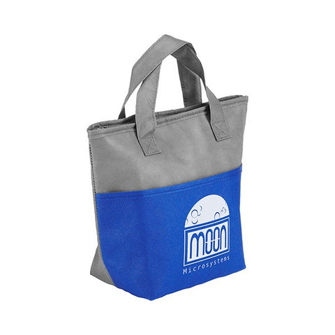 8a39e4f03 Santa Ana Insulated Snack Totes - Tote Bags with Logo - Q246711
