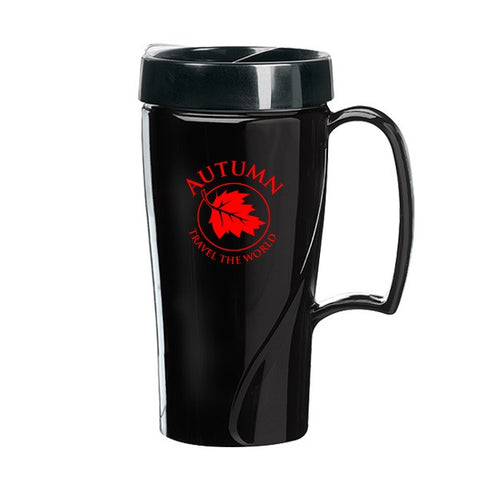 16 Oz. Arrondi™ Travel Mugs (Q248711)
