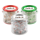 Starlight Mints in Tin Pail  Imprinted with Logo (Q261411)