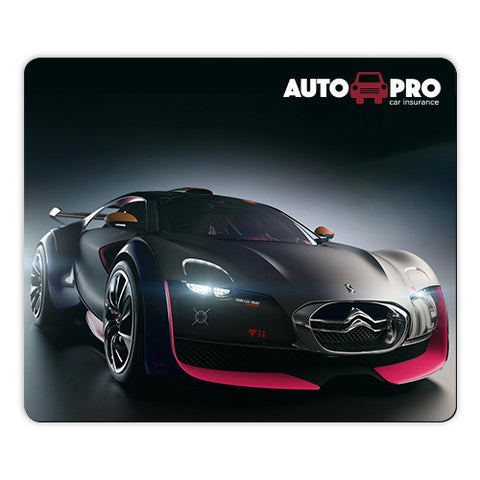 "Custom Origin'L Fabric Surface Mousepad (1/4""?x?8""?x?9.5"") (Q31866) -  - 1"