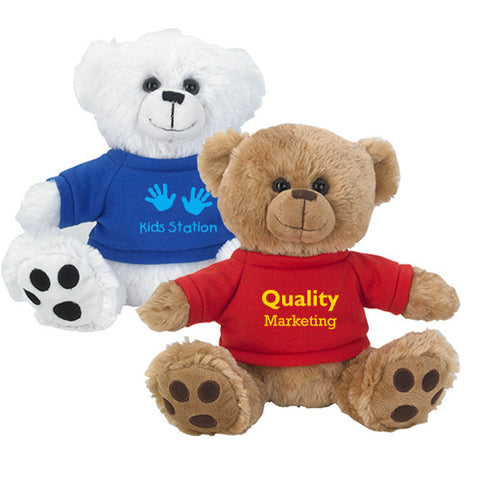 dfdc04ca661 Big Paw Bear with Shirt (8.5