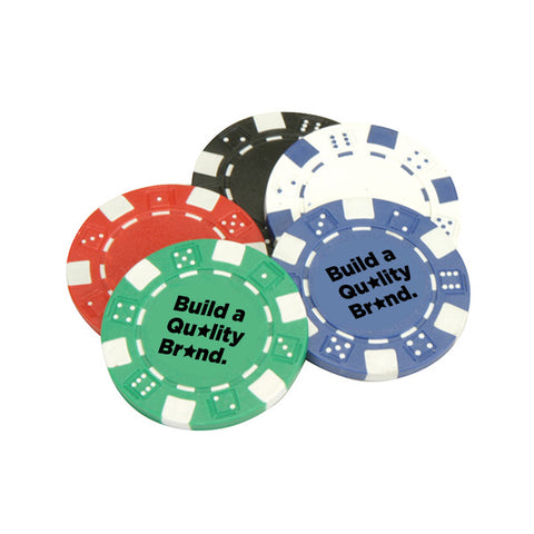 11.5 G Professional Clay Poker Chips (Q329511)