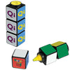 Logoed Rubik's® Highlighter (Q339465) -  - 1