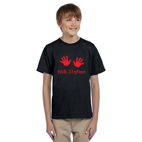 Fruit of the Loom Youth 5 oz.  100% Heavy Cotton HD® T-Shirt (Q35437)