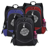 Logoed Hive Compu-Backpack (Q35865) -  - 1