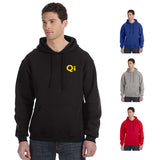 Promotional Russell Athletic Dri-Power® Fleece Pullover Hood (Q361665) -  - 1