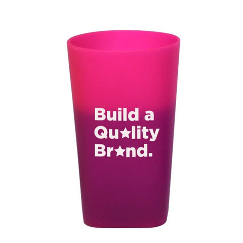 2 Oz. Plastic Mood Shot Glass (Q367611)