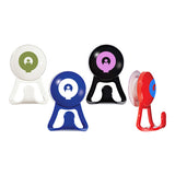 Multi-Purpose Hooks with Large Suction Cup  Imprinted with Logo (Q373411)