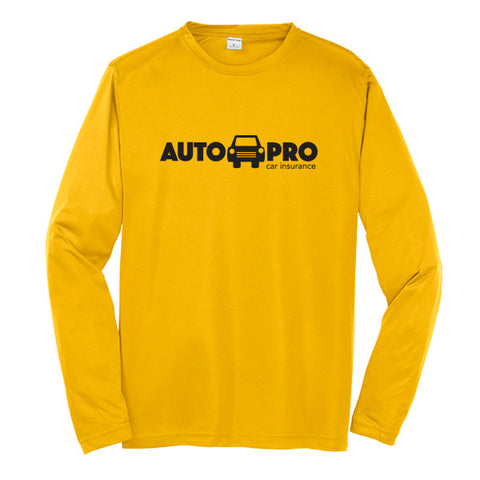 Sport Tek Long Sleeve Posicharge Competitor Tee T Shirts With Logo Q383465 Customize long sleeve shirts now! qualityimprint