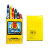 Personalized 6 Pack Crayons (Q387265) -  - 2