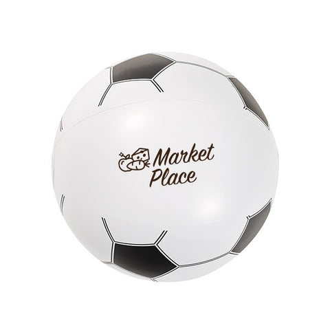 "16"" Soccer Ball Beach Ball (Q391611)"