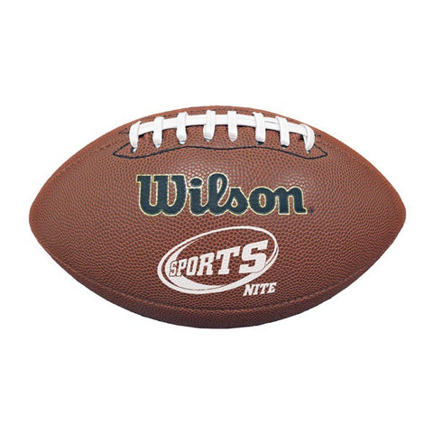 Wilson Premium Composite Leather Footballs (Q398711)