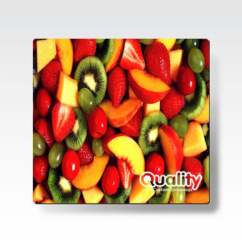 "Imprinted BICå¨ 1/4"" Fabric Surface Mouse Pad (7.5"" x 8"") (Q40748) -  - 1"