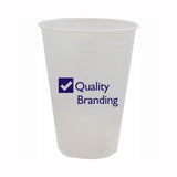 Translucent Plastic Cups (16 oz)  with Logo (Q420675)