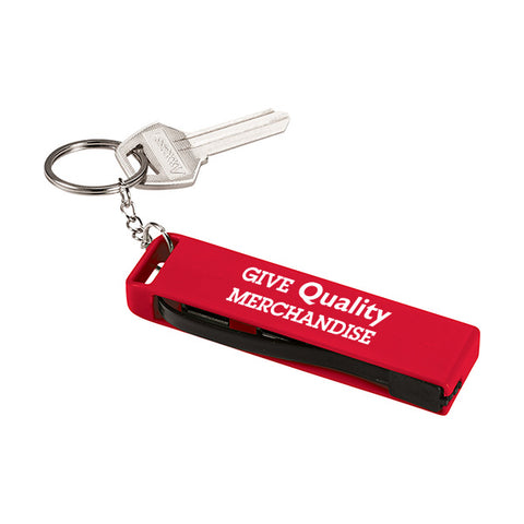 3-in-1 USB Hub Key Chain (Q461611)
