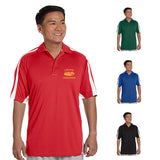 Imprinted Russell Athletic Men's Team Game Day Polo (Q461665) -  - 1
