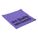 Polyester Cooling Yowie Bandana  Imprinted with Logo (Q466411)