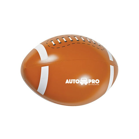 "16"" Football Beach Ball (Q491611)"