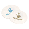 1 Set Ceramic Coasters (Q501411)