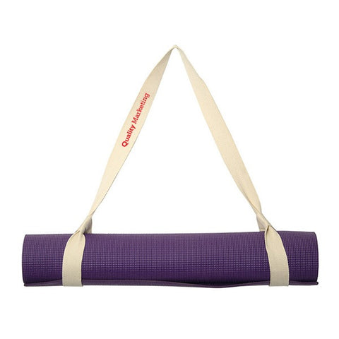 Lotus Cotton Yoga Mat Straps (Q551811)