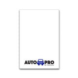 "Imprinted BIC® 4"" x 6"" Non-Adhesive Scratch Pad  25 Sheet (Q56171) -  - 1"