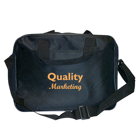 Promotional 600D Polyester Briefcase (Q583776) -  - 1