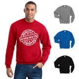 Promotional JERZEES® SUPER SWEATS® - Crewneck Sweatshirt (Q58384) -  - 1
