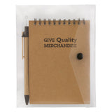 Personalized Mini Jotter & Pen Set (Q58443) -  - 1