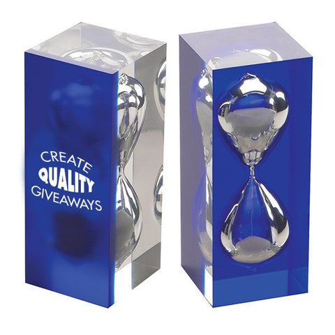 2 1/2 Minute Acrylic Sand Timer (Q592611)