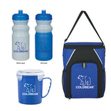 Lunch Buddy Kooler Bag Kit  Imprinted with Logo (Q598411)