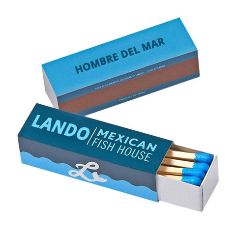 "2"" Lipstick Specialty Matchboxes (Q600711)"