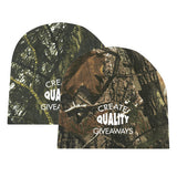 Realtree ™ And Mossy Oak ® Camouflage Beanie  with Logo (Q617365)