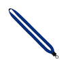 "3/4"" Neoprene Lanyard with Plastic Clamshell & O-Ring (Q6337)"