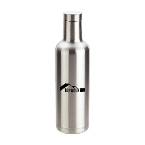 25 Oz. Panama Vacuum Insulated Stainless Steel Bottles (Q633811)