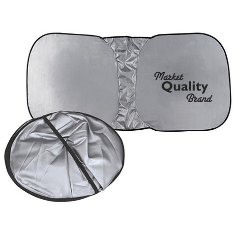 Poly Taffeta 190T Car Sun Shades (Q641411)