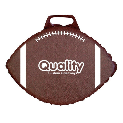 "1"" Thick Football Cushion - Special Vinyl (Q643611)"